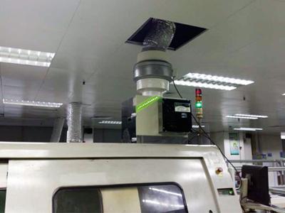 SMT车间生态净化解决方案